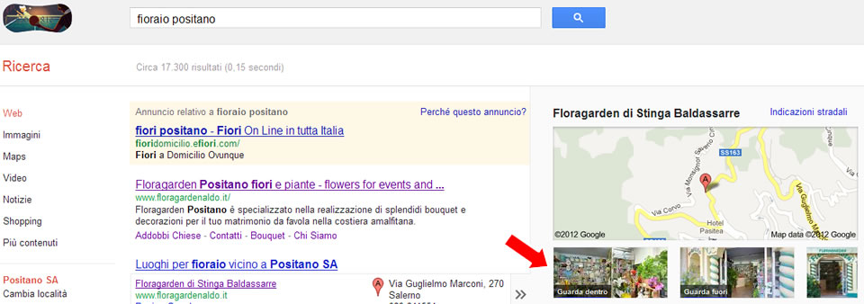 Floragarden Positano